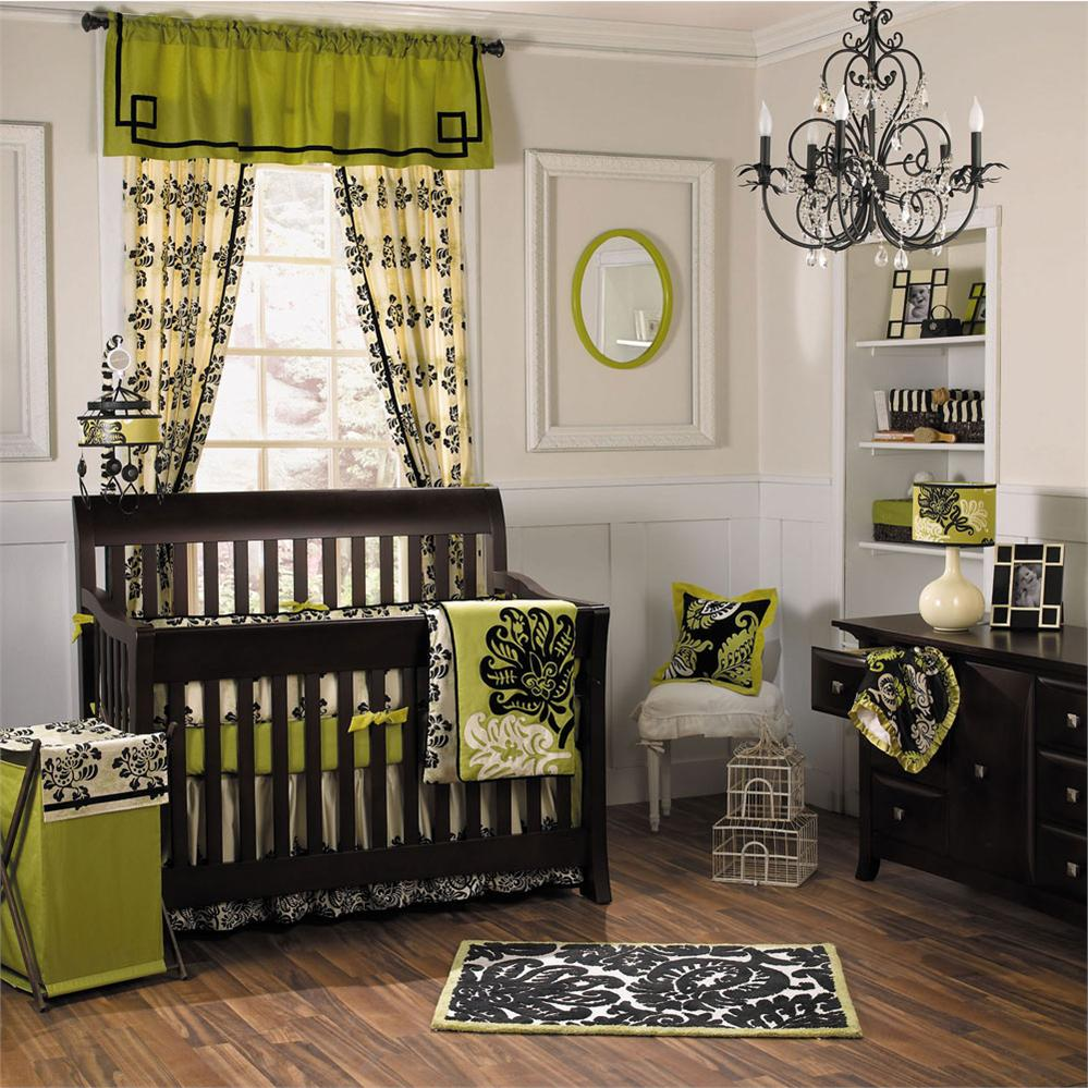 Baby nurseries fit for a king royal baby decor ideas for Baby room decor ideas unisex
